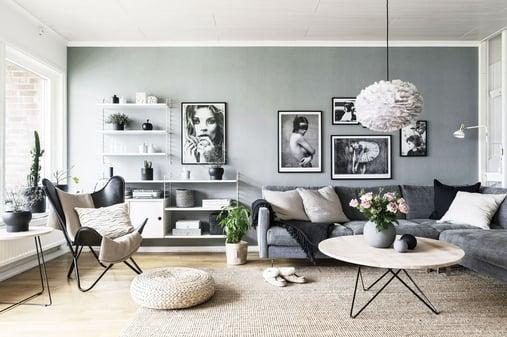 Modern minimalist style home